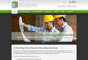 e recordings